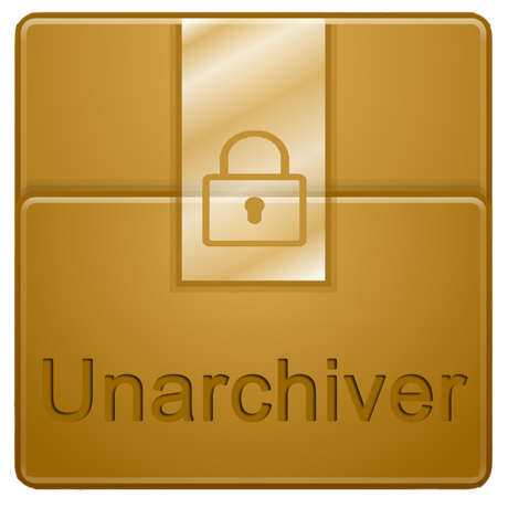 The Unarchiver - Unzip RAR ZIP