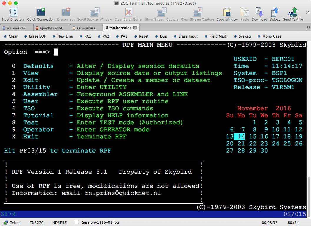ZOC Terminal 7.26.3 强大的终端App-马克喵
