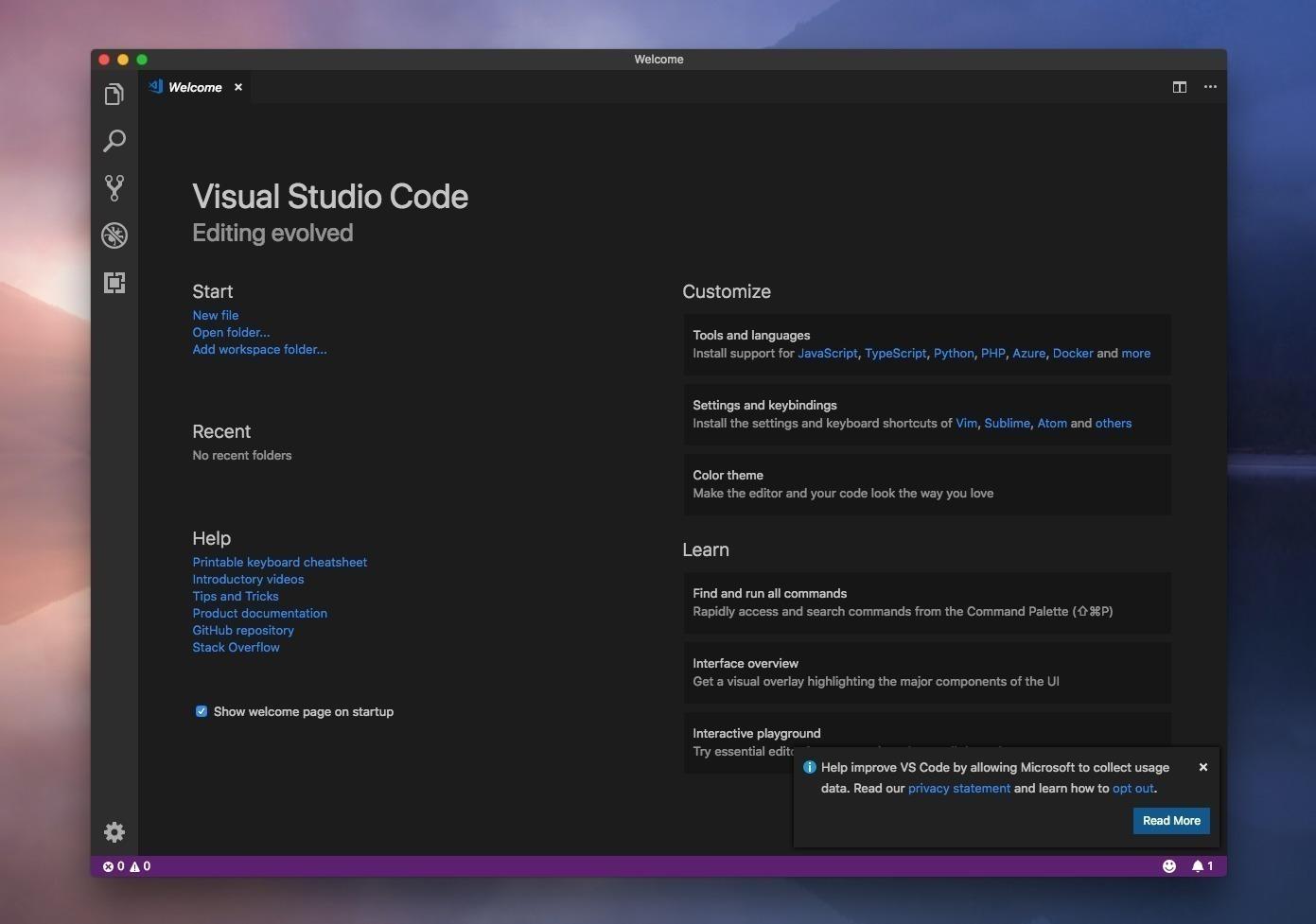 Visual Studio Code 1.45.0 现代化轻量级代码编辑器-马克喵