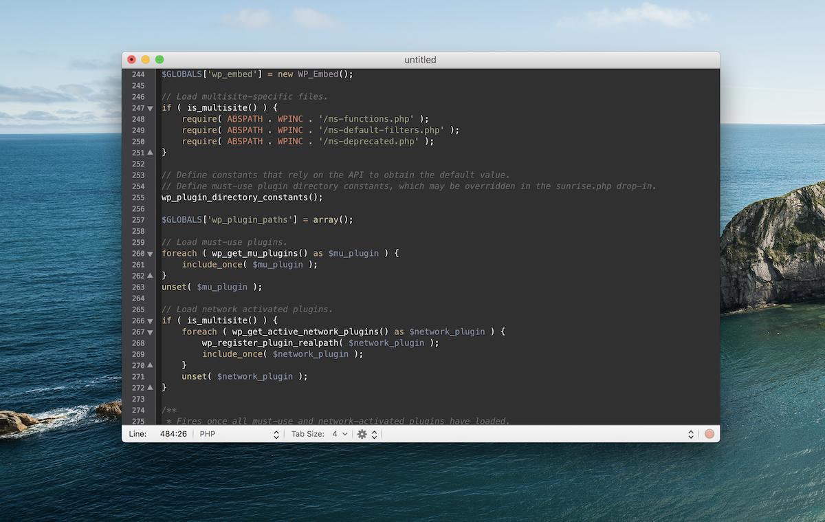 TextMate 2.0.7 (9800) 著名的文本编辑器-马克喵