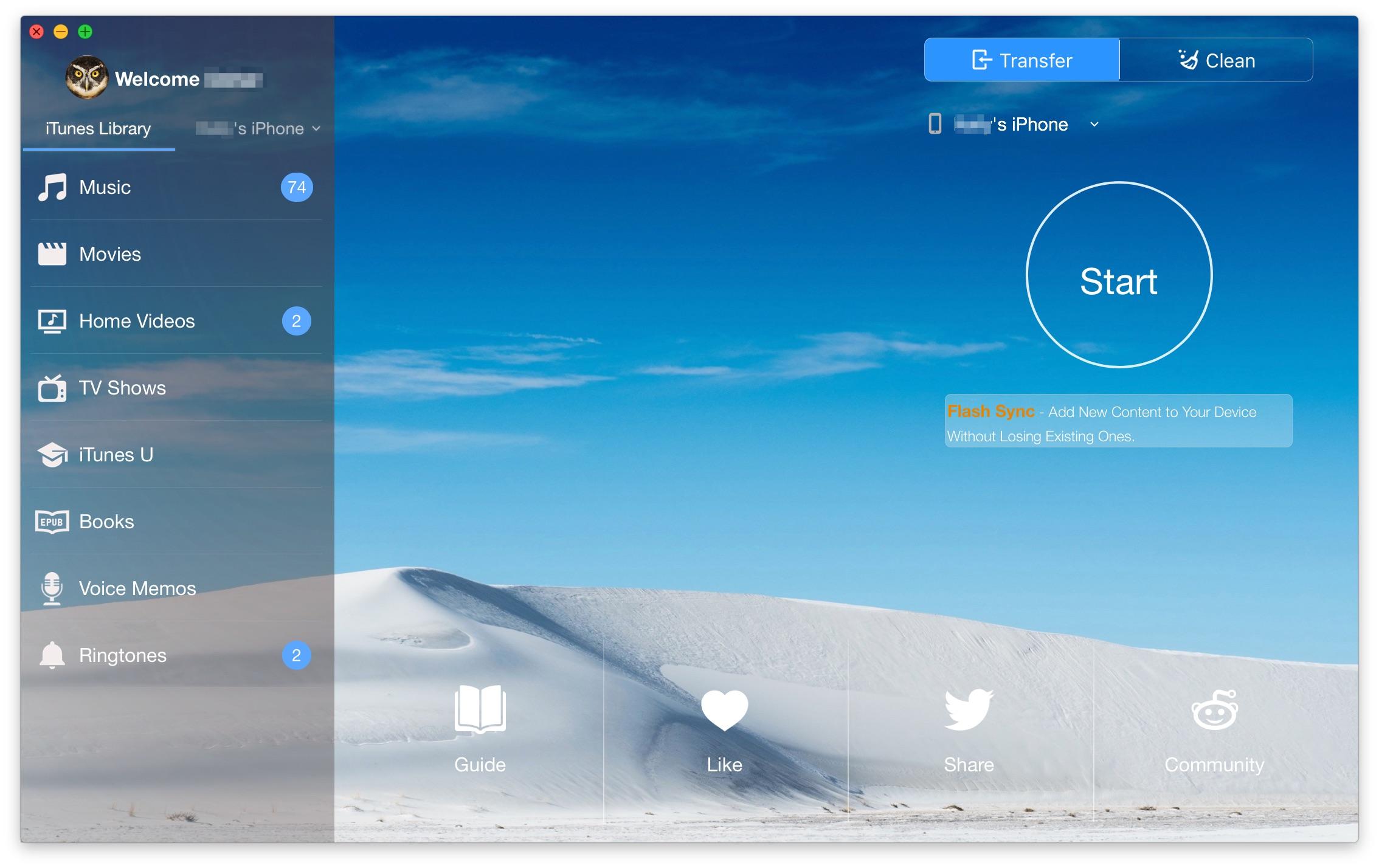 SyncBird Pro 2.9.1 iOS内容管理软件-马克喵